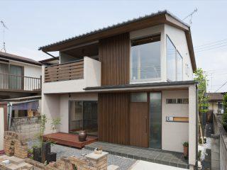 近藤町の家